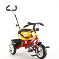 2013 cream amte child car tricycle bike baby tricycle t004