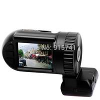 Mini 0801 With GPS Ambarella A2S60 Chip Full HD Car DVR Black Box + OV2710 + G-sensor Free Shipping