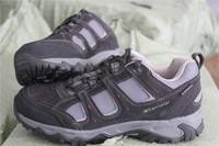 Carrey ka outdoor hiking shoes waterproof shoes low light genuine leather mountain shoes 45464749