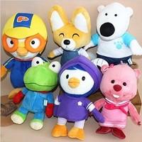 Pororo little penguin doll plush toy dolls videohe plush toy free shipping birthday present