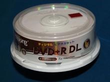 A+ quality 25 discs Blank Printable DVD+R DL 8x Dual Layer 8.5GB D9 dvd dl(China (Mainland))