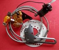 Disc brake sysytem for hub motor
