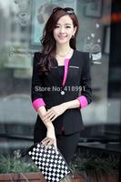 Brand women business suits plus size blazer xxxl office suit two piece skirt and top female suits blazers women skirt