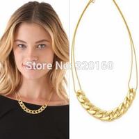 Free shipping Hot Sale alloy necklace women Punk Style Europe mashup Necklace fashion women jewelry
