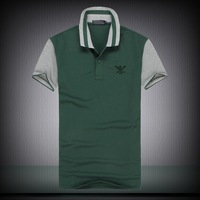 2014 NEW ARRIVAL Free Shipping Men Patchwork POLO shirts T-shirts for man