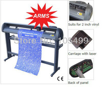014 new model high quality Contour cutting plotter free ship Belarus