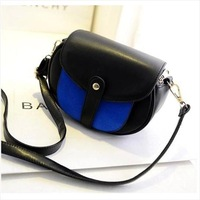 Fashion star  mini one shoulder casual bags messenger bag fashion women's handbag lady's bag