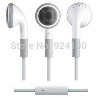 2014 Headphone Earphone w Mic for Phone  4   Freeshipping
