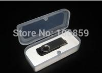100pcs/lot Free Laser logo + Free Gift  PP Case + Real capacity 8GB 4GB 2gb USB flash memory pen drive disk key Free Shipping