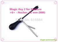 free shipping  2014 new product  Magic Key 2 for Mottura +6+ - Nucleo- 11 mm (NM)   car locksmith tools auto locksmith tools