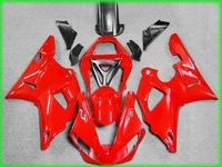 Motorcycle Fairing kit for YAMAHA YZFR1 1998 1999 YZF R1 98 99 YZF1000 Classical hot red Fairings bodywork YM13