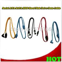 Free shipping: Serial SATA ATA Raid Data HDD Hard Drive Cable 0.42M-0.5M Wholesale and retail.