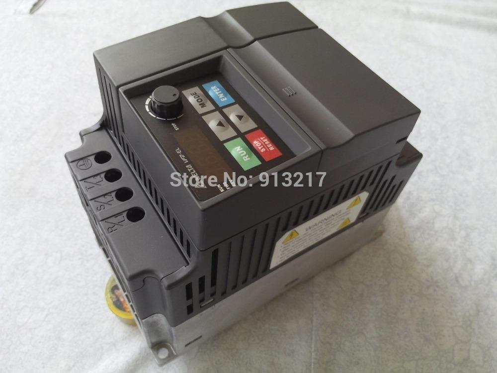 VFD037EL23A Delta AC Motor Drive Inverter VFD-EL Series 5HP 3 phase 220V 3700W DHL EMS free shipping(China (Mainland))