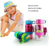 Children's Lemon Cup  Juice Source Vitality Water Bottle Fruit Cup