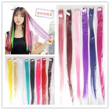 wholesale rainbow hair extension