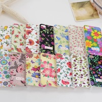 Special Offer  Small Fresh Florals Series Plastic Hard Case for iPhone 4 4s,Free Shipping
