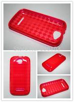Free Ship DHL For Blu Dash JR 4.0 D142 Diamond Design Soft TPU Case Cover