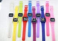 Men/women F-91W watches f91 fashion Ultra-thin LED watches alarm clocks 13color 20pcs/lot