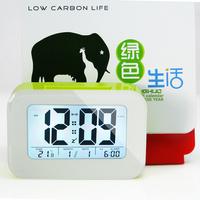 Modern large screen LED clock luminous sensor alarm clock electronic smart light digital clock with backlight and snooze clocks