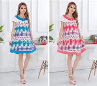 Summer Dress 2014 New Hot MATERNITY Dress, PLUS SIZE Girl Dress, Fashion Maternity Shorts, Custom Made Pregnancy dresses 80069