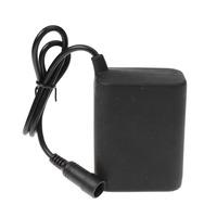Waterproof 8.4V Rechargeable 6x18650 Battery Pack (Samsung 2600mah Cell Inside) For 8.4V Led Bike Lights