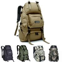 Outdoor 40L Waterproof Backpack Bag Camping Hiking Travel Bag Day Packs