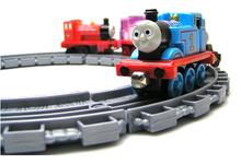 Original 22 pçs/set estoque Thomas trilhos de trem crianças brinquedos baratos vale a pena Thomas e seus amigos brinquedos infantis presente do menino fronteira falhas(China (Mainland))