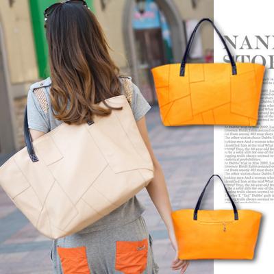 VEEVAN 2014 mulheres moda venda quente pu de couro bolsa de grife de grande capacidade das mulheres de alta qualidade bolsa de ombro WFCSB01271(China (Mainland))