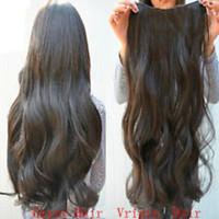 3pcs/lot Brasileira Virgem Cabelo Humano Cuticle Aligned Hair, Loose Wave, 5A Natural Hair, Cabelo Products FREE SHIPPING