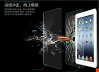 Free Shipping Premium Real Tempered Glass Straight edge 0.3mm Film for Samsung Galaxy Note 10.1 Edition P600 P601