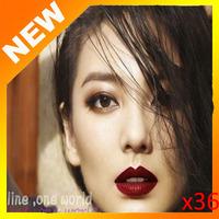 36 colors lipstick matte lipsticks high quality velvet waterproof lip gloss colors big discount Liquid Vampire Lipstick