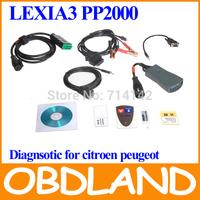 Full Function Professional for Citroen & Peugeot Diagnostoc Scanner Multi-language Lexia 3 pp2000 diagbox PSA XS Evolution