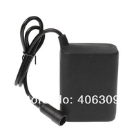 Waterproof 8.4V 6x18650 Battery Pack With Pouch (Samsung 2800mah Cell Inside) For 8.4V Led Bike Lights Free Shipping
