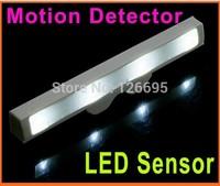 Free shipping Shaking LED Sensor Motion Detector Drawer Saving Energy Light Lamp for Kitchen