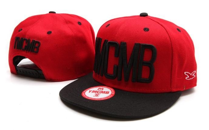 YMCMB Snapback Hats Hip-Hop adjustable bboy Baseball Cap hat(China (Mainland))