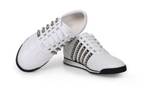 New 2014 spring summer men sneakers breathable shoes fashion casual men shoes ultra-light sport shoes
