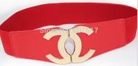 Women's belt fashion metal elastic belt women's waistband fashion belt free shipping!