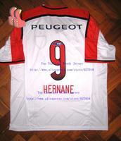 A+++ 9# HERNANE Top Men Brazil Futbol Club Flamengo White 14 15 New Thailand Soccer Jerseys Shirt brazilian team