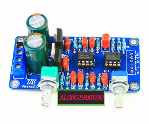 15v+15v passa- baixo circuit board kit subwoofer subwoofer amplificador- sn(China (Mainland))