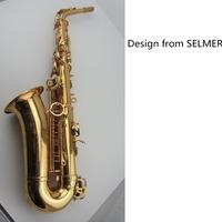 VECKY V-304 alto saxophone design from selmer Professional quality