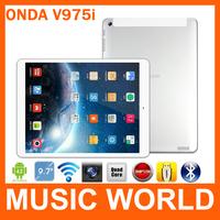 "2014 New Onda V975i Tablet PC 9.7"" Retina Screen Intel Z3735 Quad Core 2GB RAM 32GB 5.0MP WiFi Bluetooth OTG HDMI"