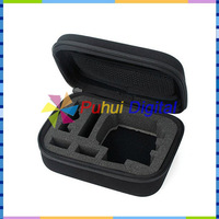 New Black Shockproof Portable Case For SJ4000 GoPro HD Hero 3+ 3 2 1 Camera Accessory