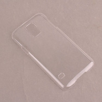 Transparent Shell Plastic Case For Samsung Galaxy S5 I9600,Crystal Shell Clear Cover For S5 I9600 + 10pcs touch pen