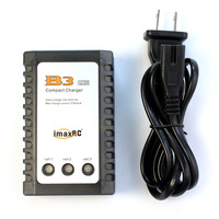 iMAX B3AC 2S 3S 7.4V 11.1V Lithium LiPo RC Battery Balance Charger for Helicopter Boat Car Toy