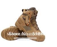 Medium/low help tactical military boots, desert boots
