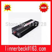 Home Use Power Inverter / 1500W DC12V to AC220V Car Power Inverter / Pure Sine Wave Power Inverter