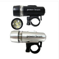 2014 NEW !High brightness for Mountain bike headlight 5led torch lights bicycle lamp  power beam