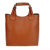Hot Sale ping 2014 new fashion popular leather handbags vintage messenger shoulder bags women clutches outdoor tote