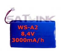 Satlink Replacement Battery type2 for all kinds of meters