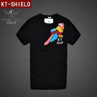 Free Shipping! 2014 New Wholesale Famous Brand 100% Supima Cotton Men's T-shirt Sexy Men's Shirts/Undershirt 6806
